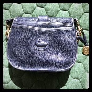 Dooney and Bourke Vintage Leather Crossbody bag